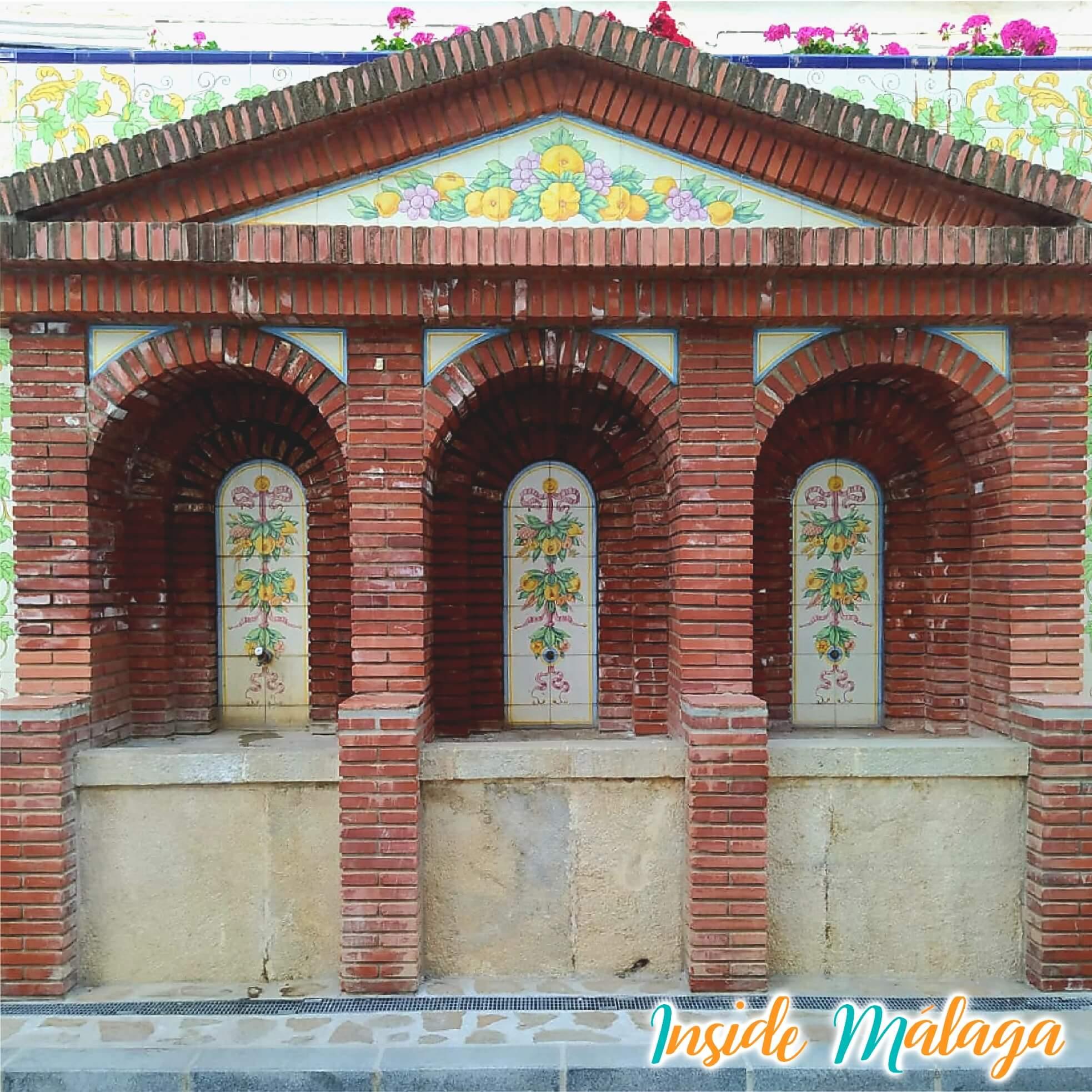 Fuente Algarrobo Pueblo Malaga