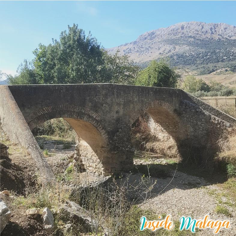 Puente Andalusi Alfarnatejo Malaga