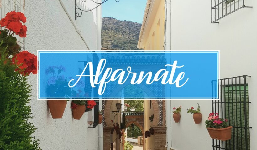 Alfarnate Ville Malaga