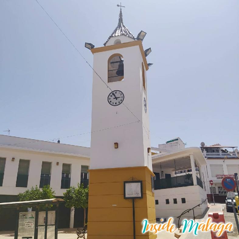 Campanario Republica Alameda Malaga