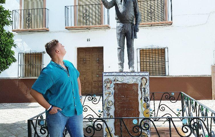 Almogía Verdiales Monument