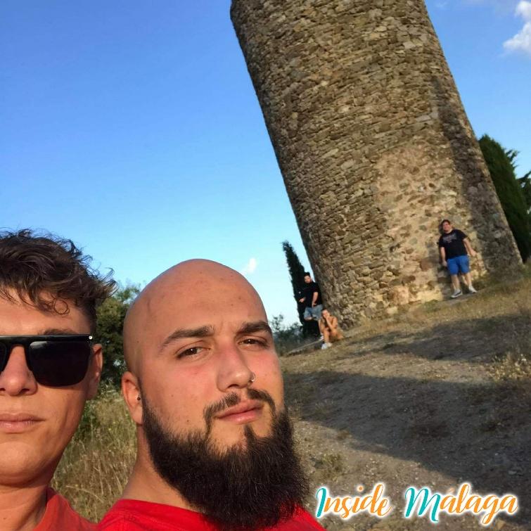 Climb to Zambra Tower Casabermeja