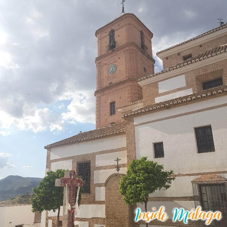 Eglise Notre-Dame de Socorro Casabermeja