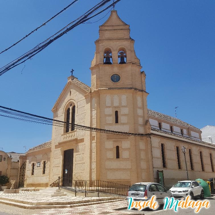 Iglesia de Nuestra Señora de las Virtudes Fuente De Piedra