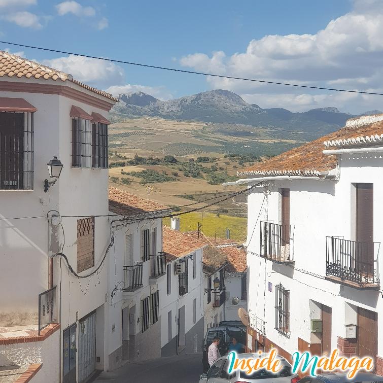 Vue Calle Real Casabermeja