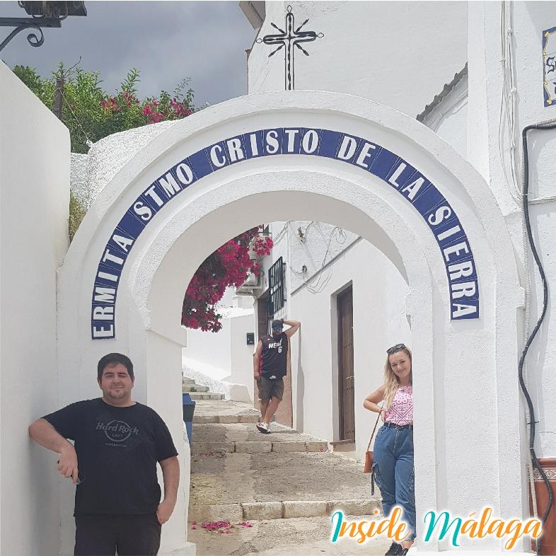 Camino Ermita Cristo de la Sierra Valle De Abdalajis