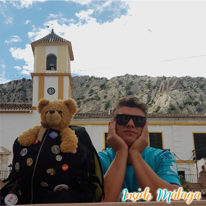 Plaza Principal Valle De Abdalajis