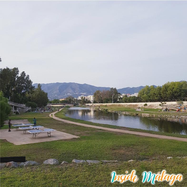 Recreation Area River Bank Fuengirola Malaga
