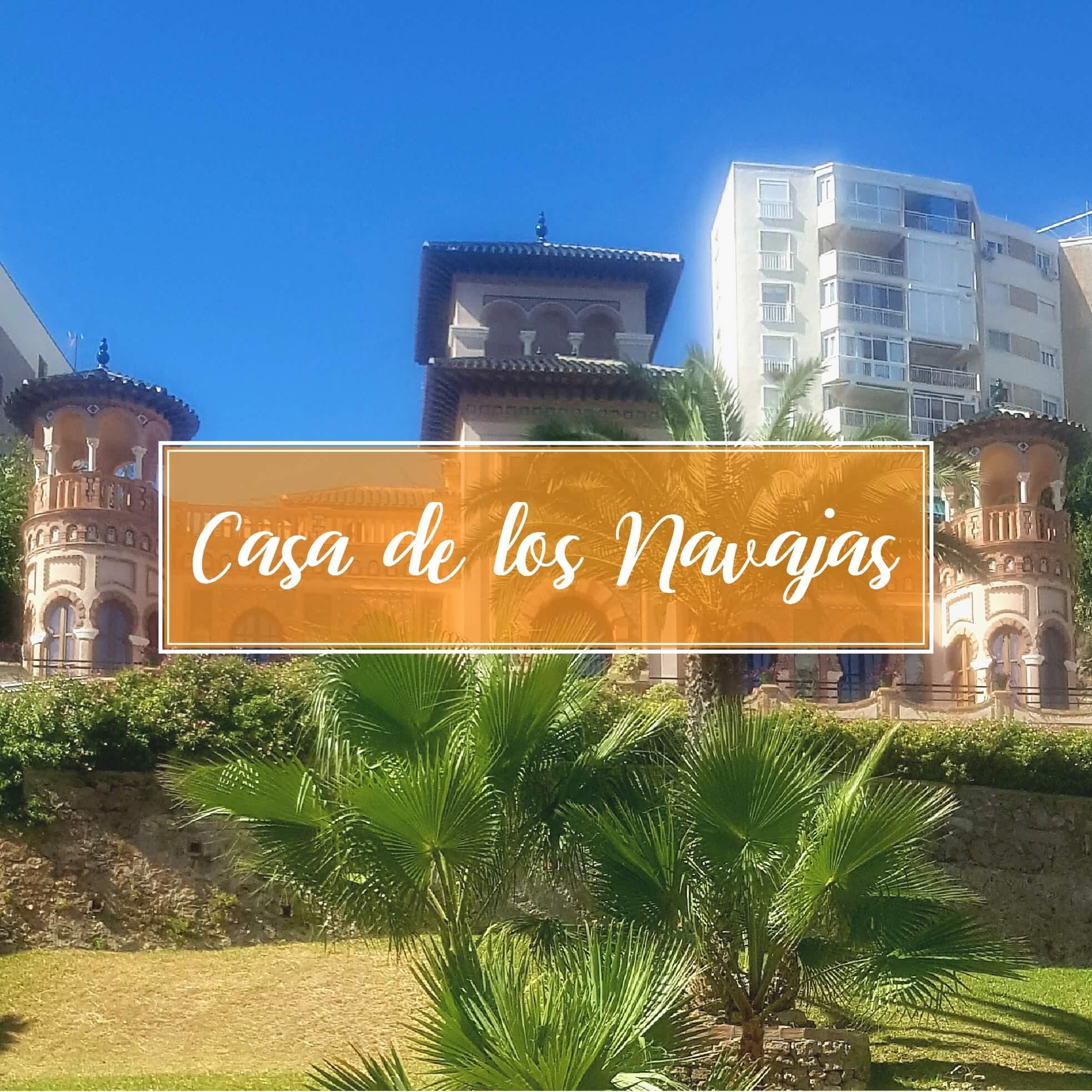 Paleis La Casa de los Navajas Torremolinos Malaga