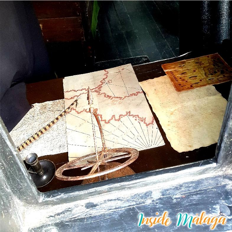 Cartes de navigation de Nao Victoria Fuengirola Malaga