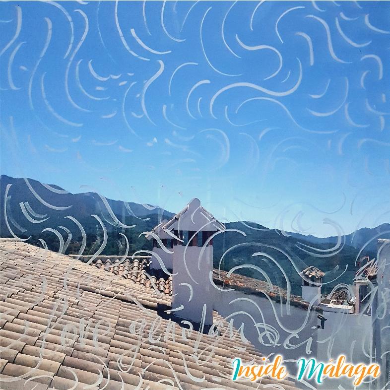Terrasse mansardée MAC Genalguacil