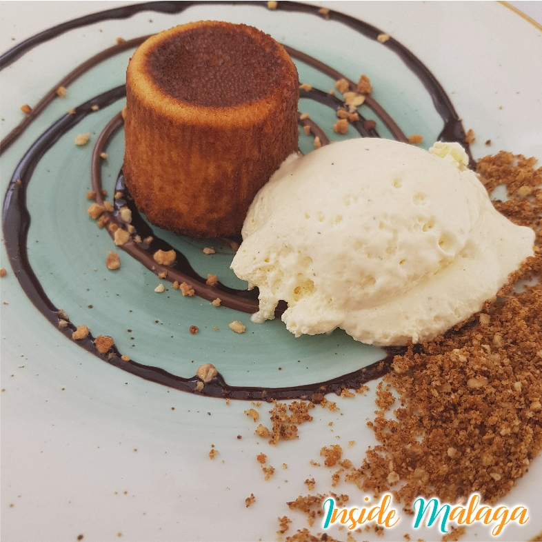 Culant of Witte Chocolade Arxiduna