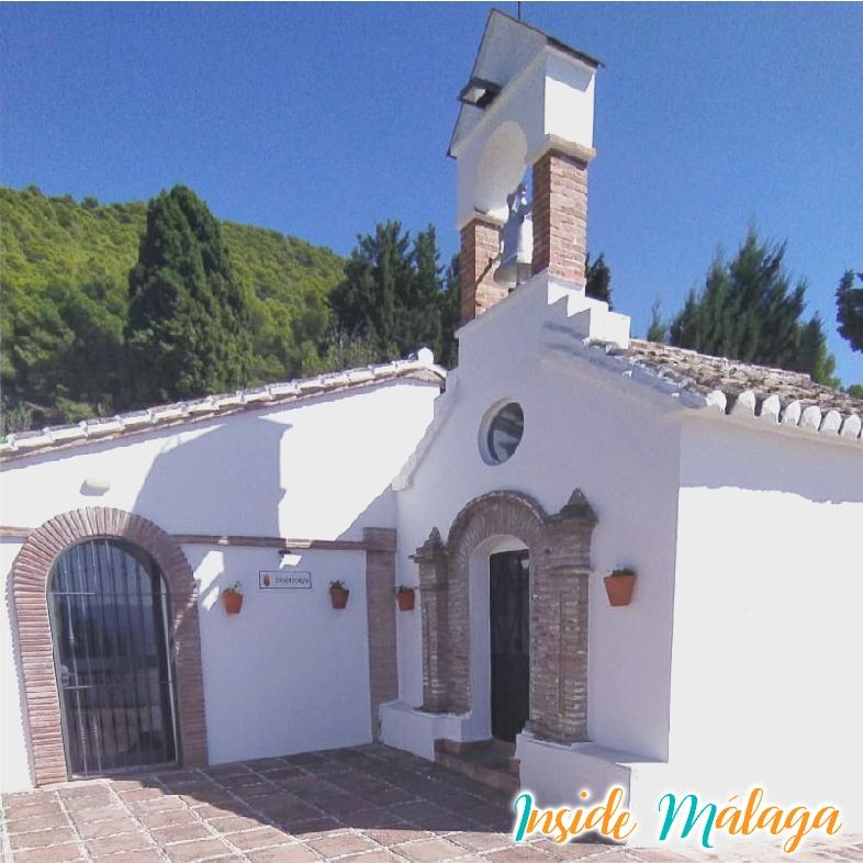 Hermitage vanJesús del Calvario Alcaucin Malaga