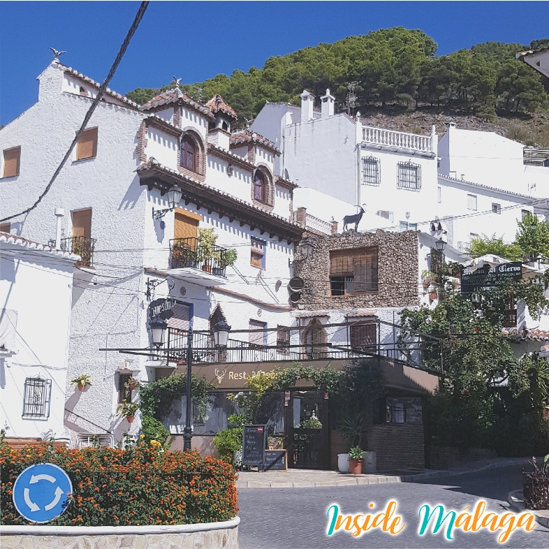 Maison El Cuervo Alcaucin Malaga