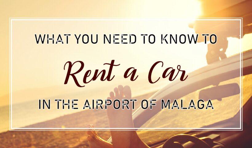 Rent a Car Airport Malaga