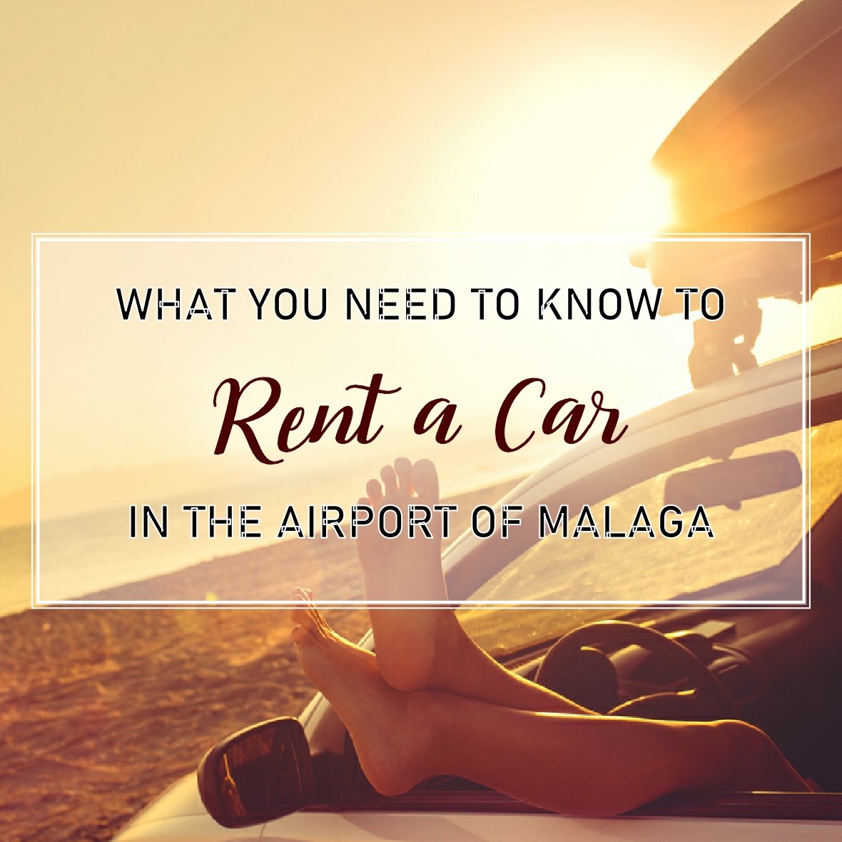 Rent a Car Airport Malaga