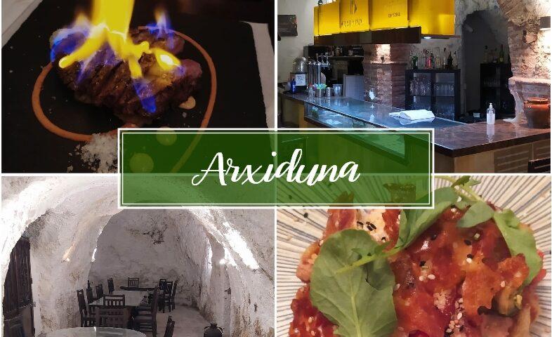 Restaurant Arxiduna Archidona