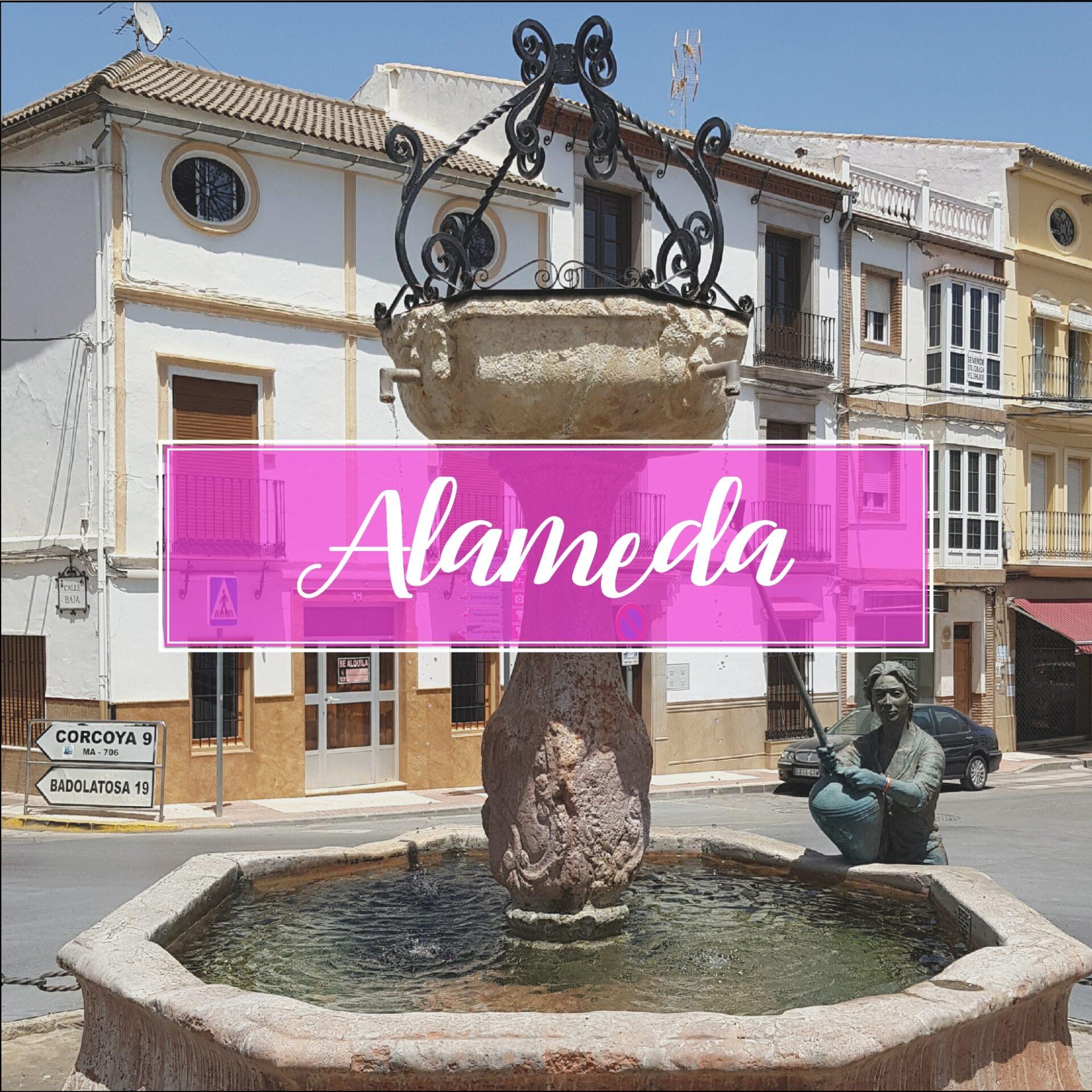 Alameda Village Ville Malaga