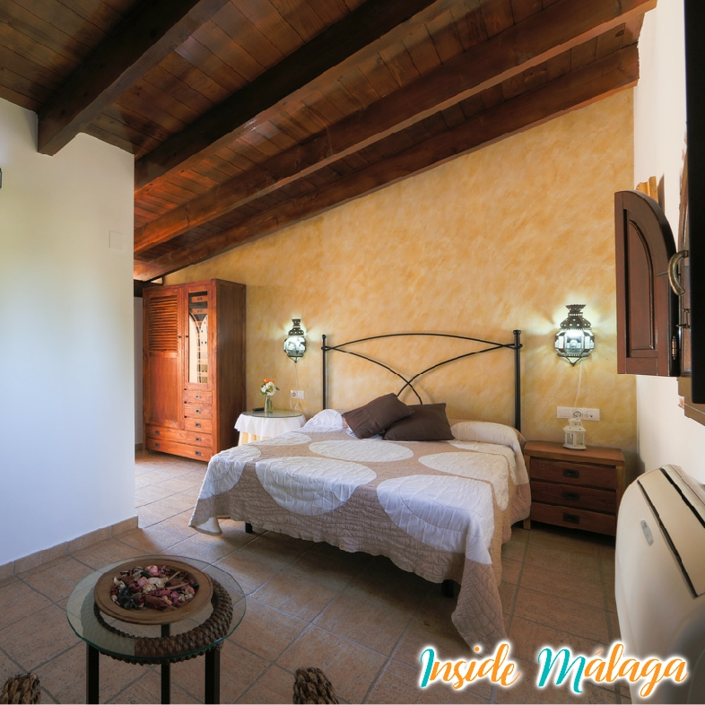 Hotel Hacienda Mendoza Kamer Archidona