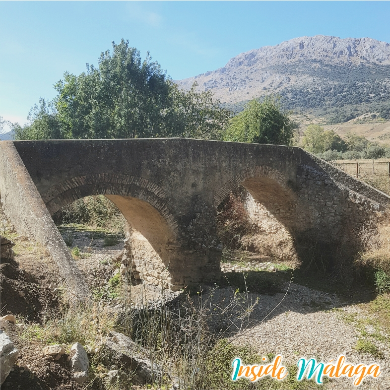 Pont Andalousi Alfarnatejo Malaga