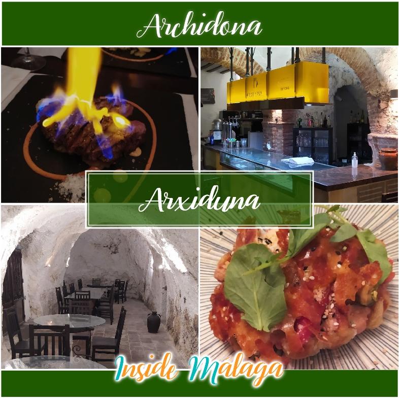 Restaurant Manger Arxiduna Archidona