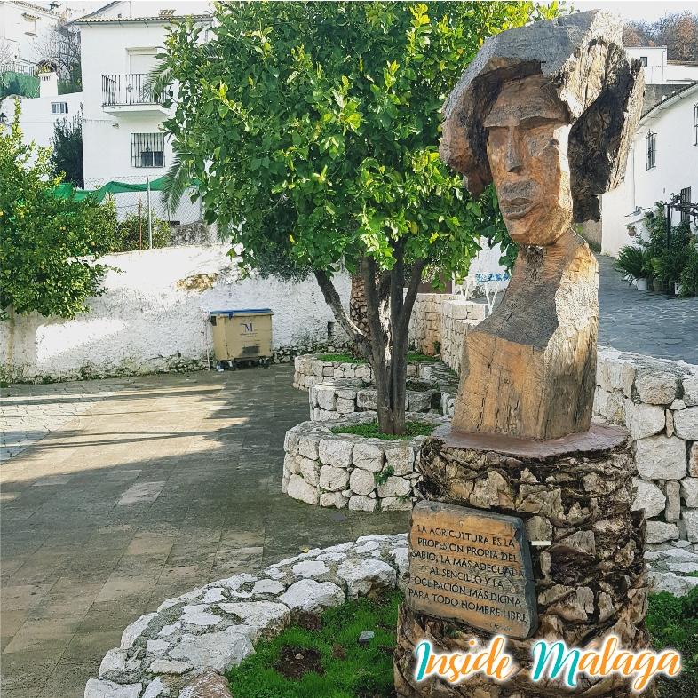 Monument Landbouw Cicerone Parauta