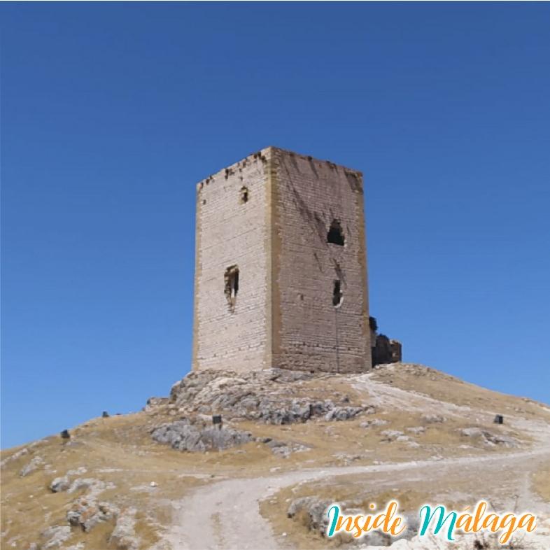 Tornet Tolkningscentret Tebas slott