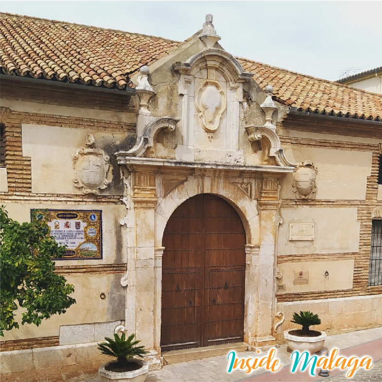 Cilla Huis o Pósito Archidona Malaga