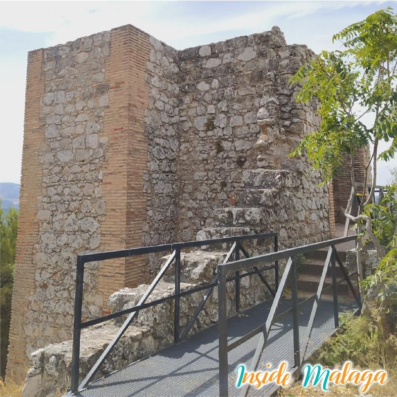 Kasteel Toren Archidona Malaga