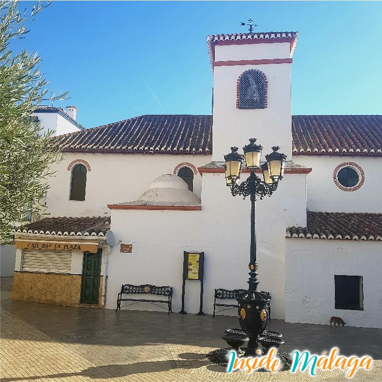 Kerk van Santa Catalina de la Concepción Arenas Malaga