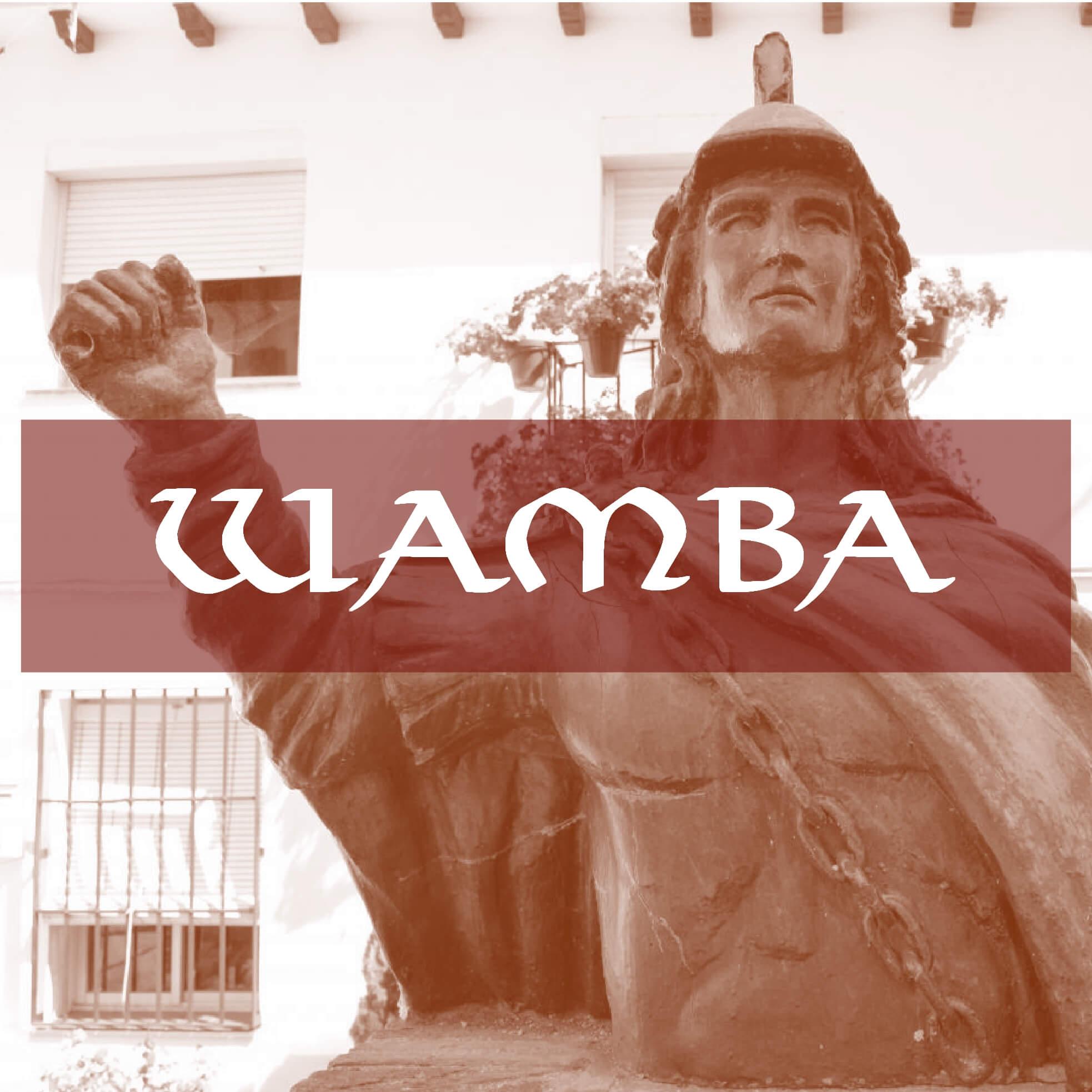 Koning Wamba