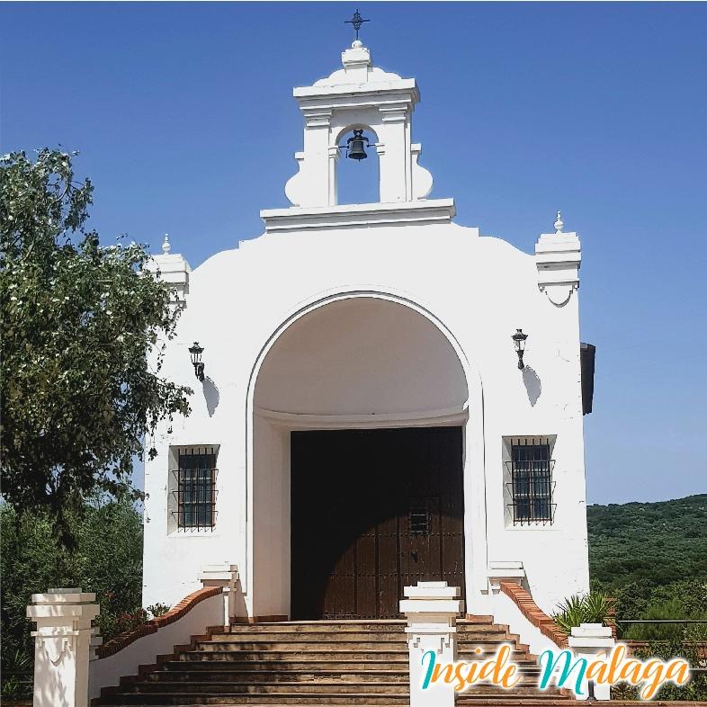 Hermitage Virgen del Rosario Villanueva del Rosario