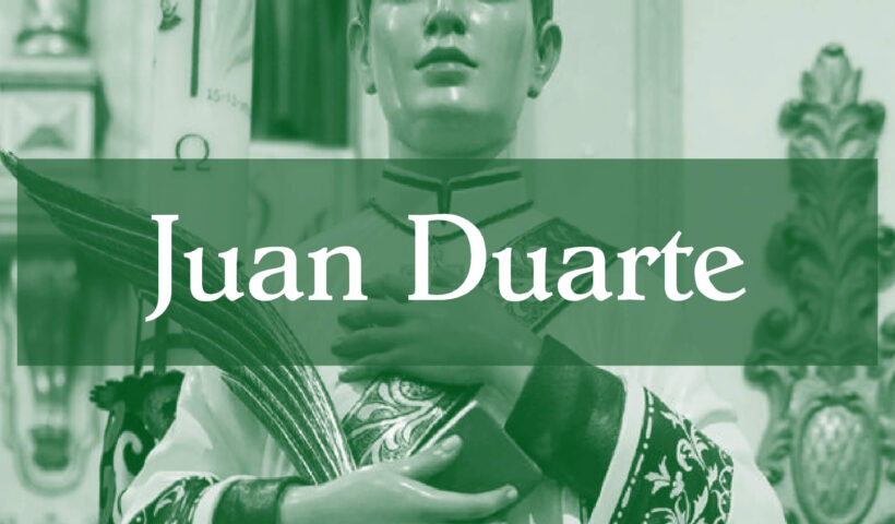 Juan Duarte Biografia Yunquera Malaga