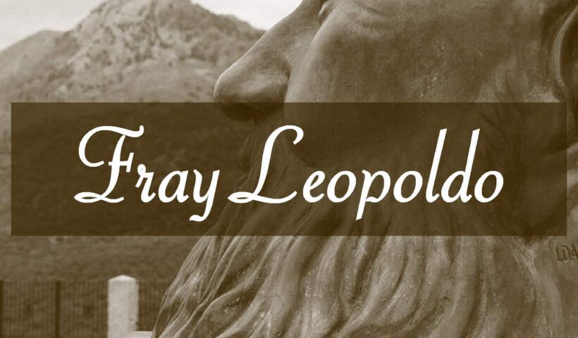 Fray Leopoldo De Alpandeire Historia Malaga