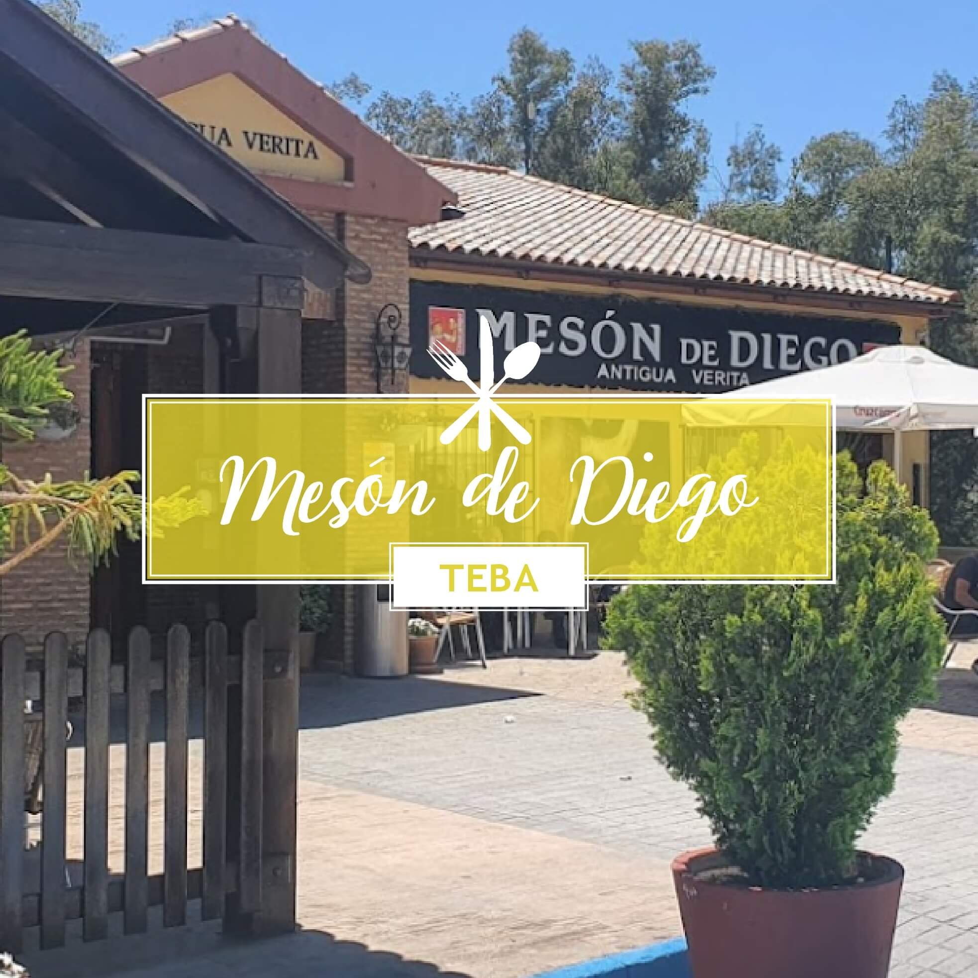 Meson de Diego Restaurante Teba Malaga