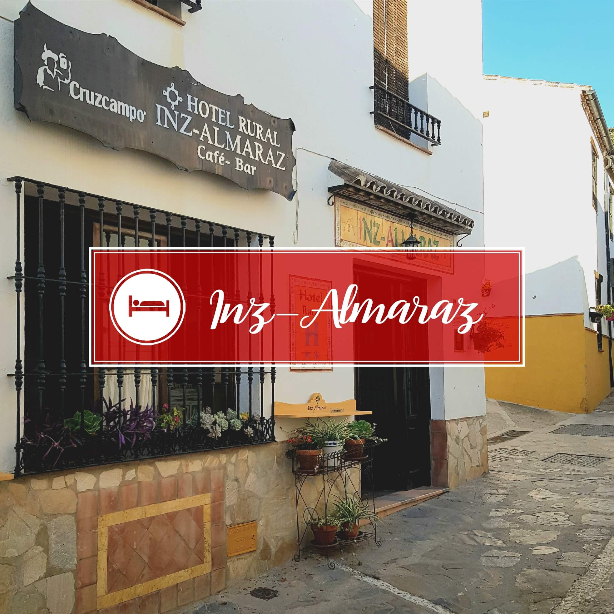 Hotel Inz Almaraz Jimera de Libar
